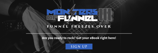 Monsters of Funnel Banner