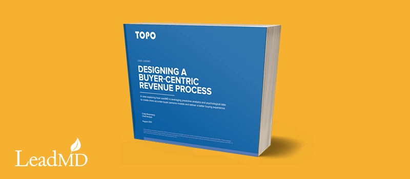 Buyer Centric Revenue Process