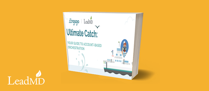 Ultimate Catch: The ultimate guide to account-based orchestration