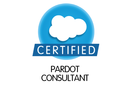 Pardot Certified Consultant