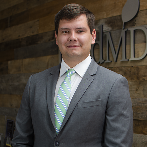 Zach Ault | Marketing Associate