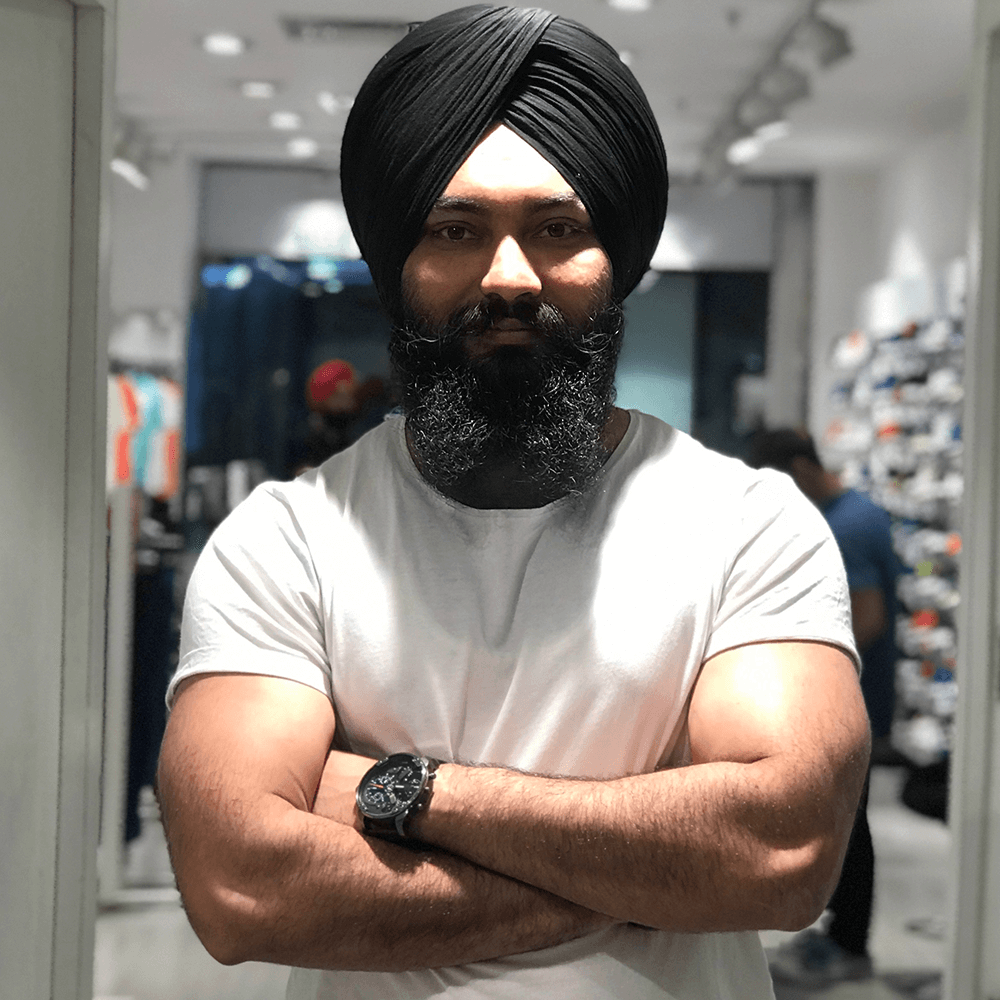 Gurpreet Singh - Project Manager