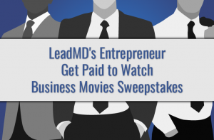 Get Paid to Watch the Best Business Movies