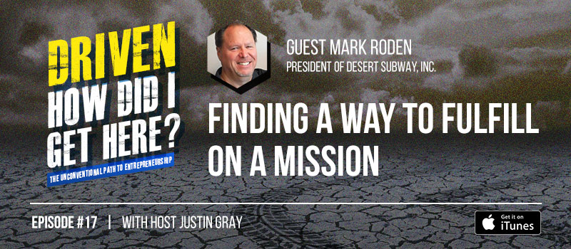LeadMD podcast: Mark Roden